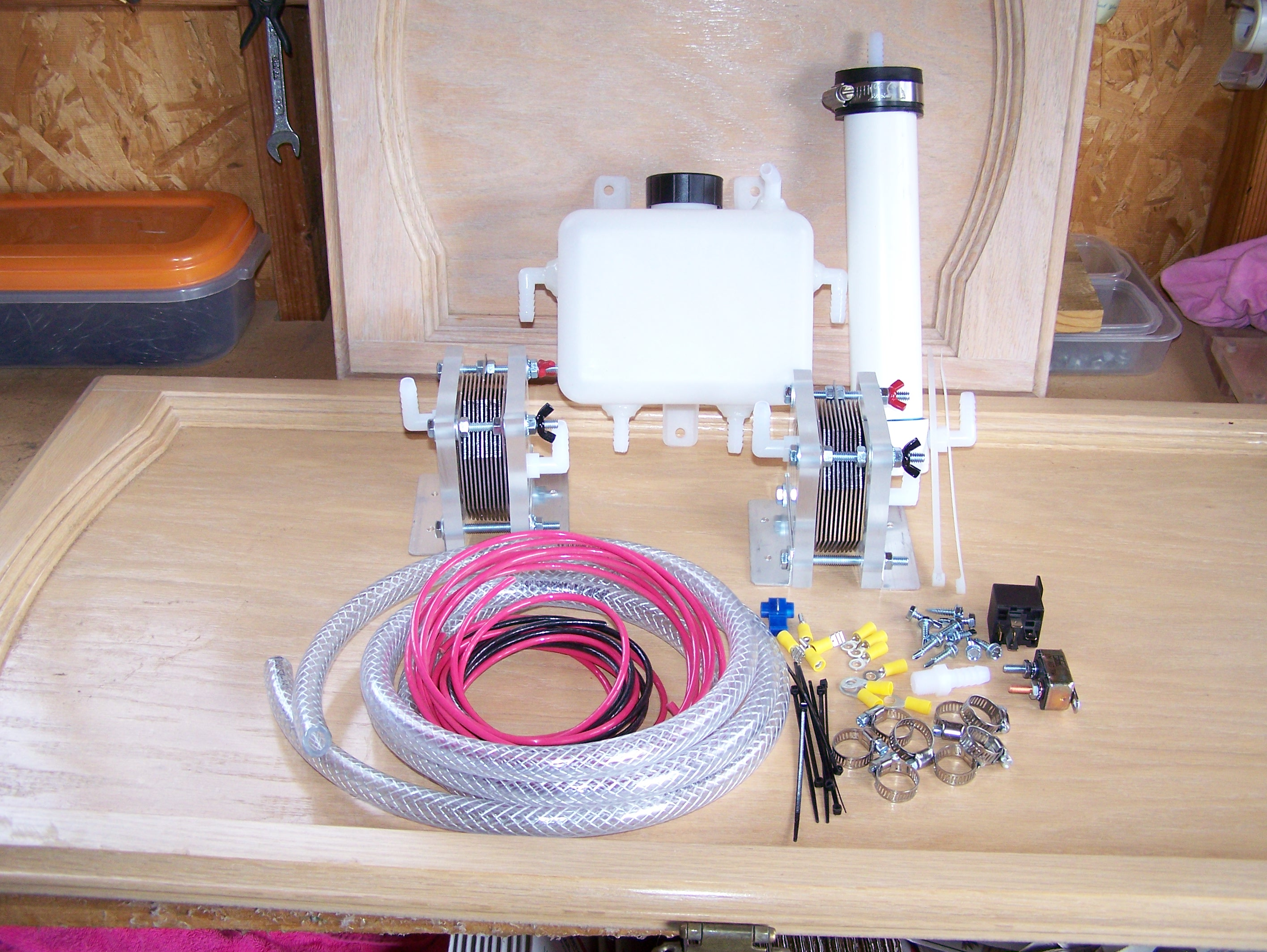 free hho plans, dry cell plans hho dry cell kits and hydrogen Honda Wiring Schematic